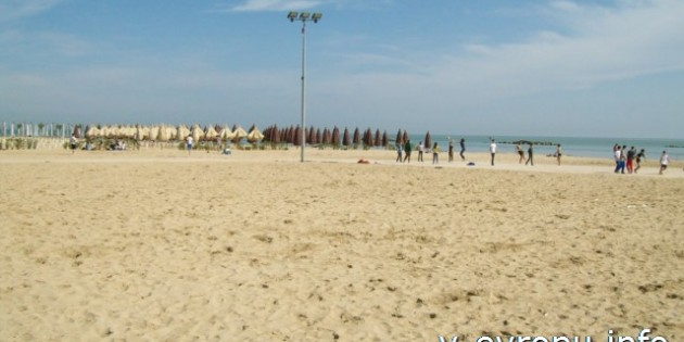 Пляжи Пескары