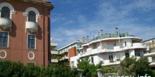 Курортный город Италии Пескара