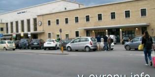 Жд вокзал Анконы