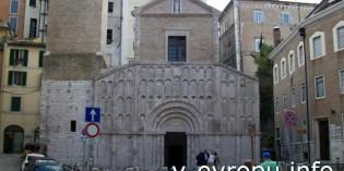 Церковь Санта Мария делла Пьяцца  в Анконе