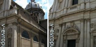 Церковь Сан Андреа делла Валле в Риме