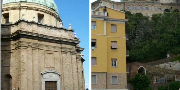 Церковь Святых Пеллегрино и Терезы в Анконе