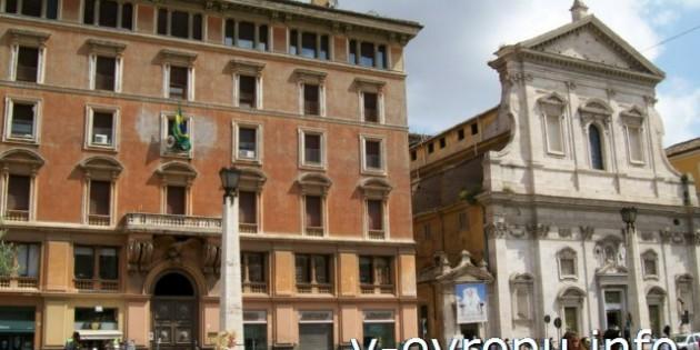 Фото с обзорной экскурсии  в Риме на автобусе