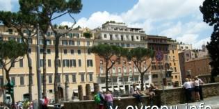 Ареа Сакра (Area Sacra) в Риме