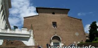 Базилика «Санта Мария ин Арачели» в Риме