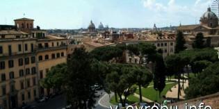 Фото Капитолия в Риме