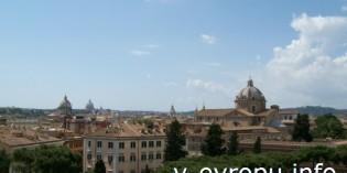 Панорамные фото Рима