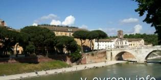 Самые старые мосты Рима