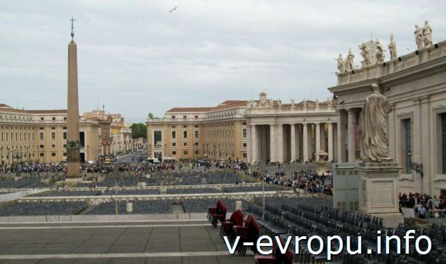 Рим для путешествий: правила самостоятельного туриста. Мороженое на пьяцца Сан Пьетро