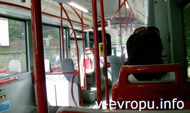 Рим. Городской автобус