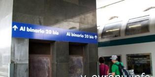 Недостатки жд вокзал Рима Термини