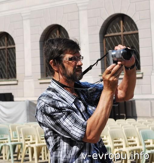 Живая встреча в Мюнхене: фотографии - обязательная программа Василия