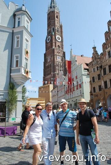 Живая встреча в Мюнхене: Петебург, Коряжма и Киев встретились в Мюнхене