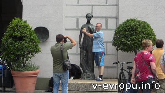 Живая встреча в Мюнхене: с этой Джульеттой мы встретимся в Вероне