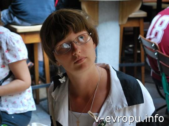 Живая встреча в Мюнхене: Катя из Подмосковья тоже приезжала в Париж в 2012