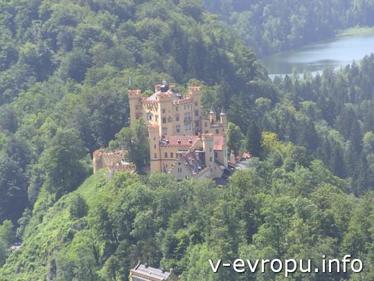 Живая встреча в Мюнхене: и в замок Хоэншвангау