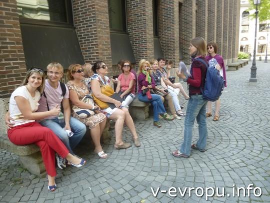 Живая встреча в Мюнхене: прогулки по городу Мюнхену с Марией Сержи