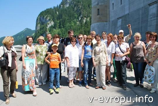 Живая встреча в Мюнхене: отличное настроение у всех