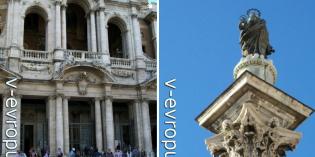 История и архитектура церкви Санта Мария Маджоре в Риме