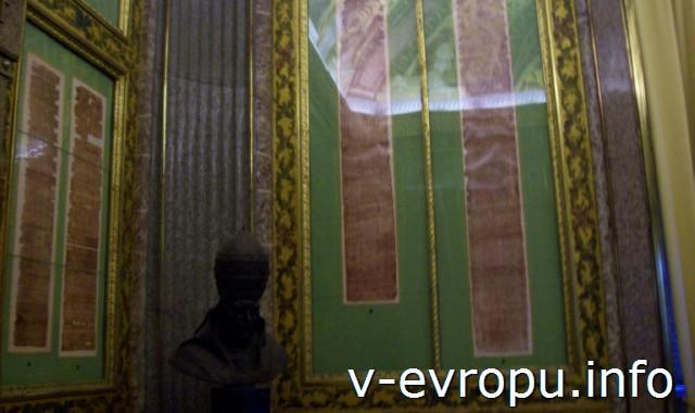 Зал Папирусов Ватиканских музеев