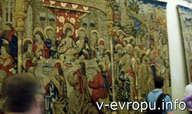 Музеи Ватикана. Апартаменты Папы Пия-V