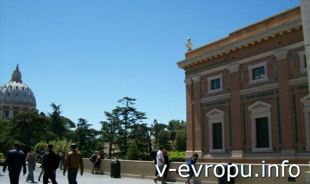 Музеи Ватикана. Фото