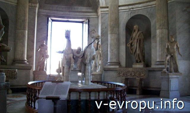 Скульптура в Ватиканском Музее