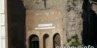 Фото церкви на площади Республики в Риме