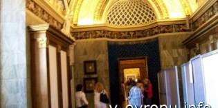 Фотоотчет о посещении Музеев Ватикана