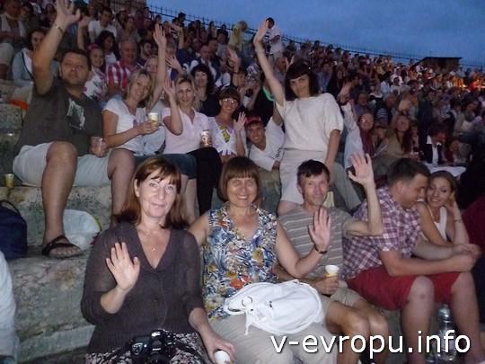 Живая встреча в Вероне: мы встретились!