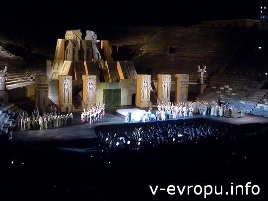 Живая встреча в Вероне: опера Набукко
