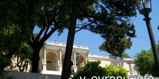 Холм Пинчо в Риме