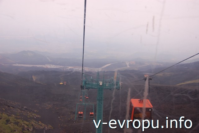 Отправляемся на вулкан Этна. Сицилия