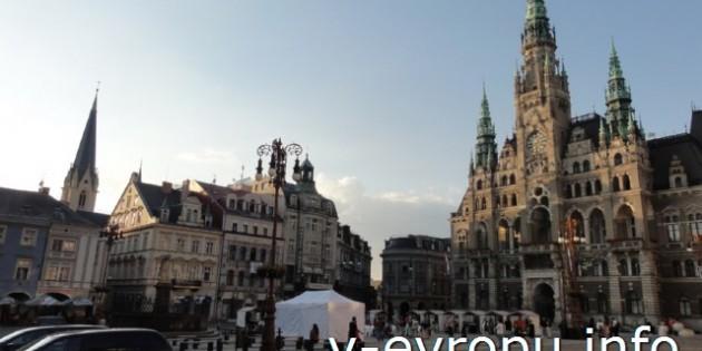 Самостоятельное путешествие по окрестностям Праги
