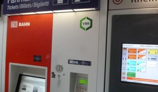 Билет SchönerTagTicket NRW по земле Северный Рейн-Вестфалия