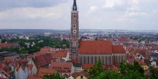 Экскурсии на русском языке по Ландсхуту в окрестностях Мюнхена