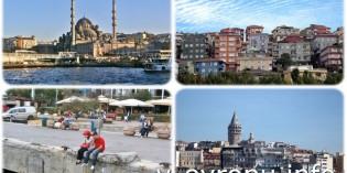 Отель в Султанахмед, Истамбулкард, достопримечательности  и транспорт Стамбула