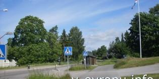 Как путешествовать на велосипеде по Швеции?