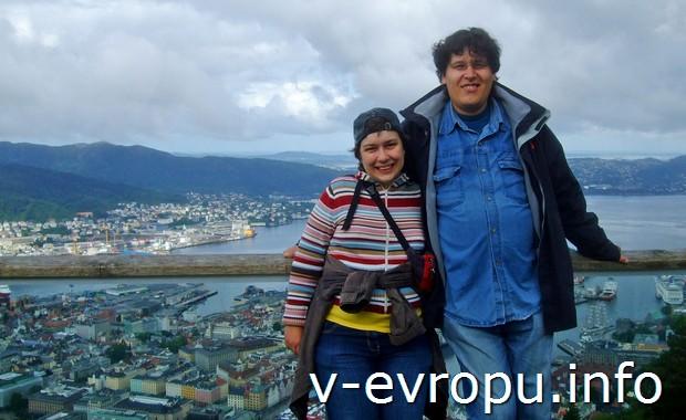 Автор отчета Екатерина Т. с мужем. Они получили визу в США сами!