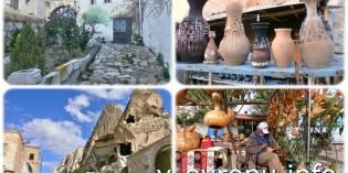 Гёреме, экскурсии по Каппадокии и турецкая кухня