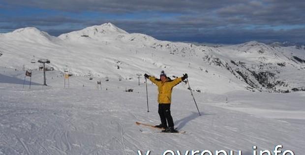 Горнолыжный отдых в альпийском Нойкирхене