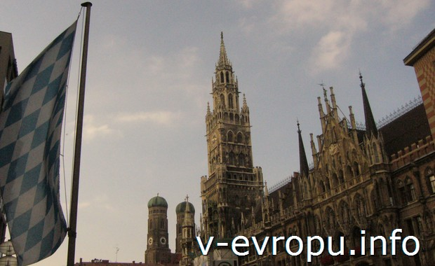 Дворцы Мюнхена