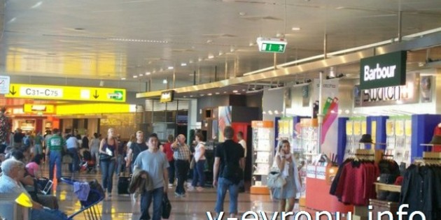 Отзыв туриста об аэропорте Вены