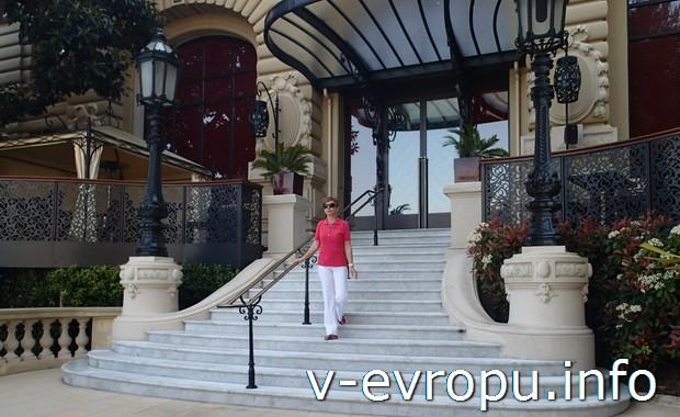 В казино Монте-Карло промотали все, кроме белых штанов. Они еще пригодятся в Рио!