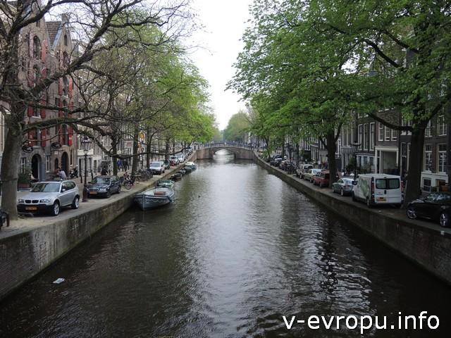 Каналы Амстердама - самая главная достопримечательность города