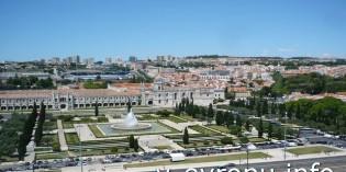 За удачным отдыхом едем в Лиссабон