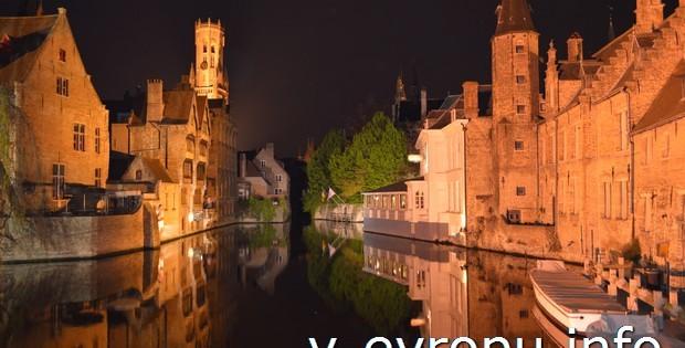Отчет о подготовке и поездке в Бельгию и Нидерланды