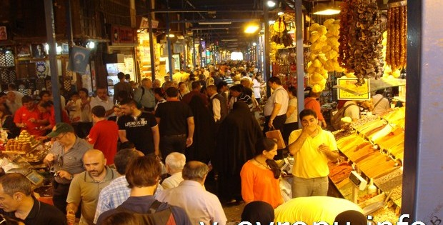 Отзыв о путешествии в город Стамбул