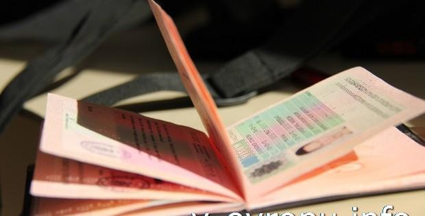 Подготовка документов на визу в Италию