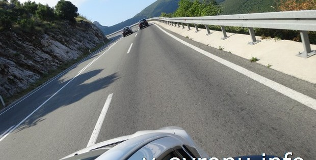 По дорогам Испании и Португалии на машине